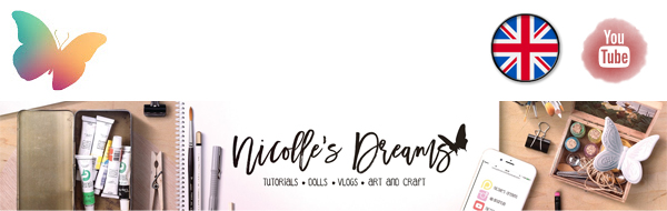 Nicolle's Dreams's Youtube channel